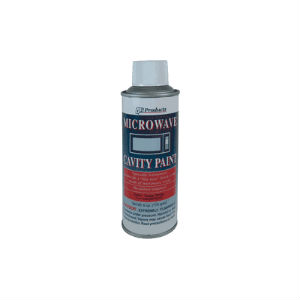Microwave Oven Cavity Paint Spray – Bright White Cavities